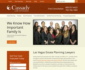 Cassady Law Offices, P.C.