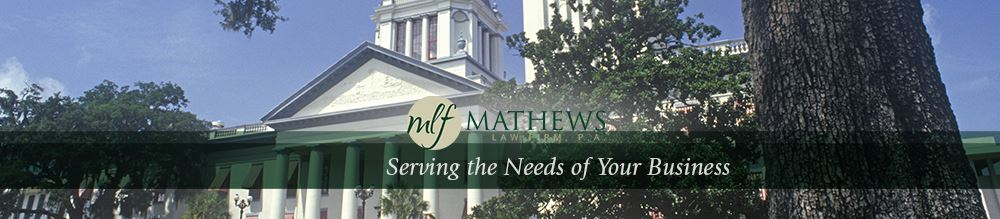 Mathews Law Firm, P. A.