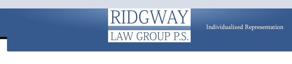 Ridgway Law Group, P.S.