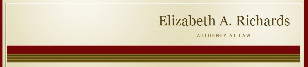 Elizabeth A. Richards Attorney at Law