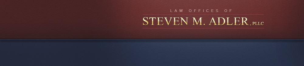 Law Offices of Steven M. Adler, PLLC