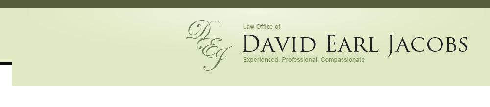 Law Office of David Earl Jacobs