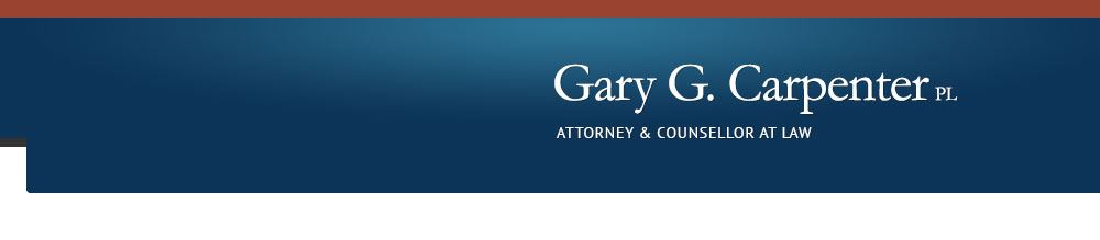 The Law Office Gary G. Carpenter