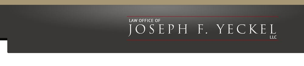Law Office of Joseph F. Yeckel LLC